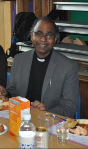 Rev. Dr. Andrew Prasad Moderator Thames North Synod